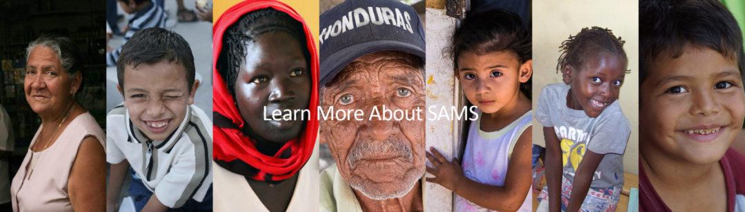 How SAMS USA serves