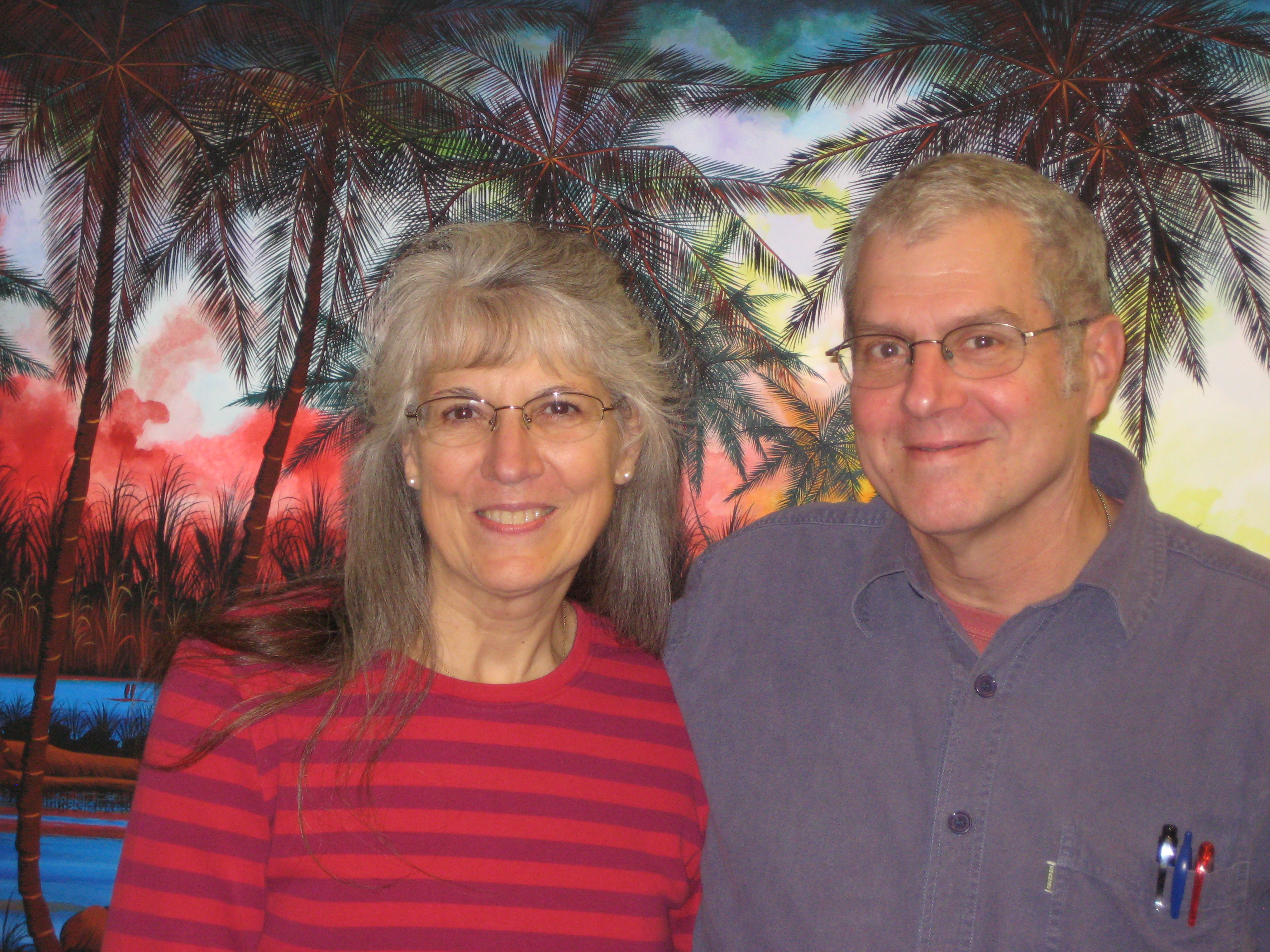 Chuck and Beth Bradshaw