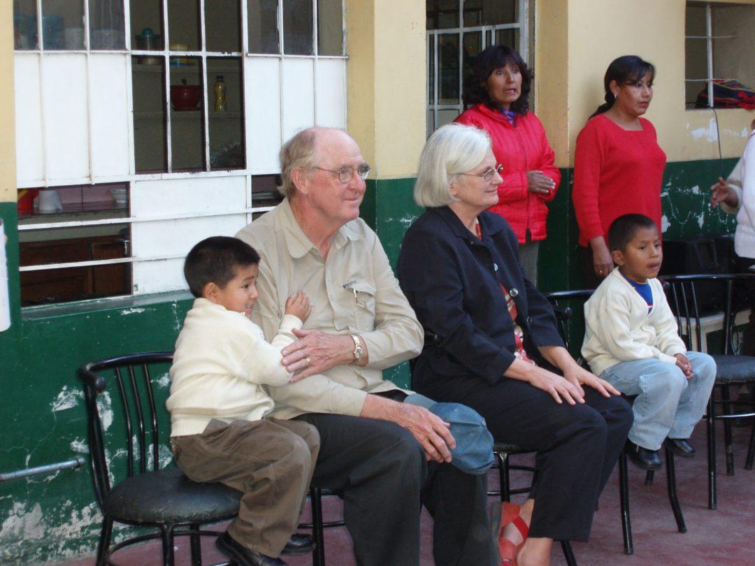 Bowers in Peru
