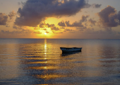 Dangriga: What a great sunrise!