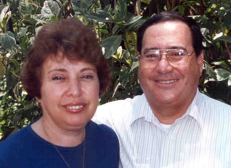 Eduardo and Hilda Monzon