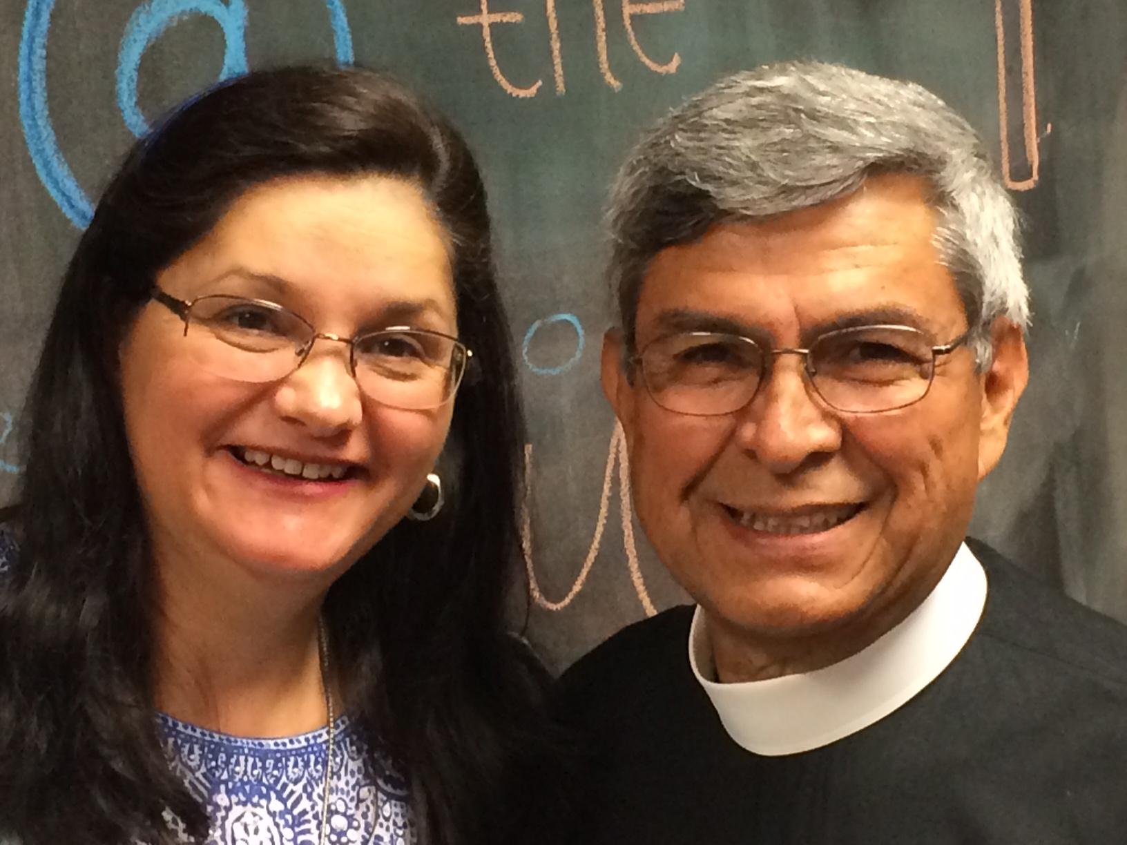 Juan and Maria Marentes