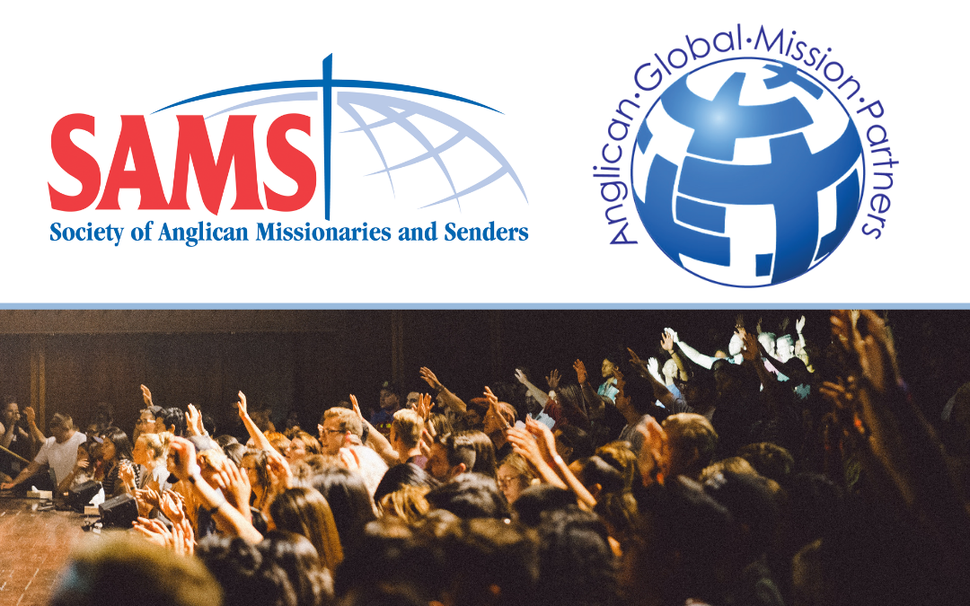 SAMS Joins AGMP to Reach Young Adults at Mission Conferences