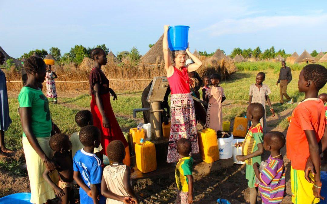 Leaving Gambela…