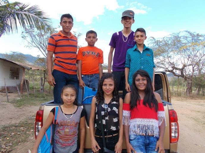 Loving Honduras February 2017
