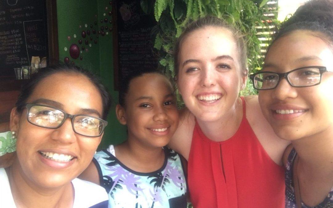 Leaving Belize