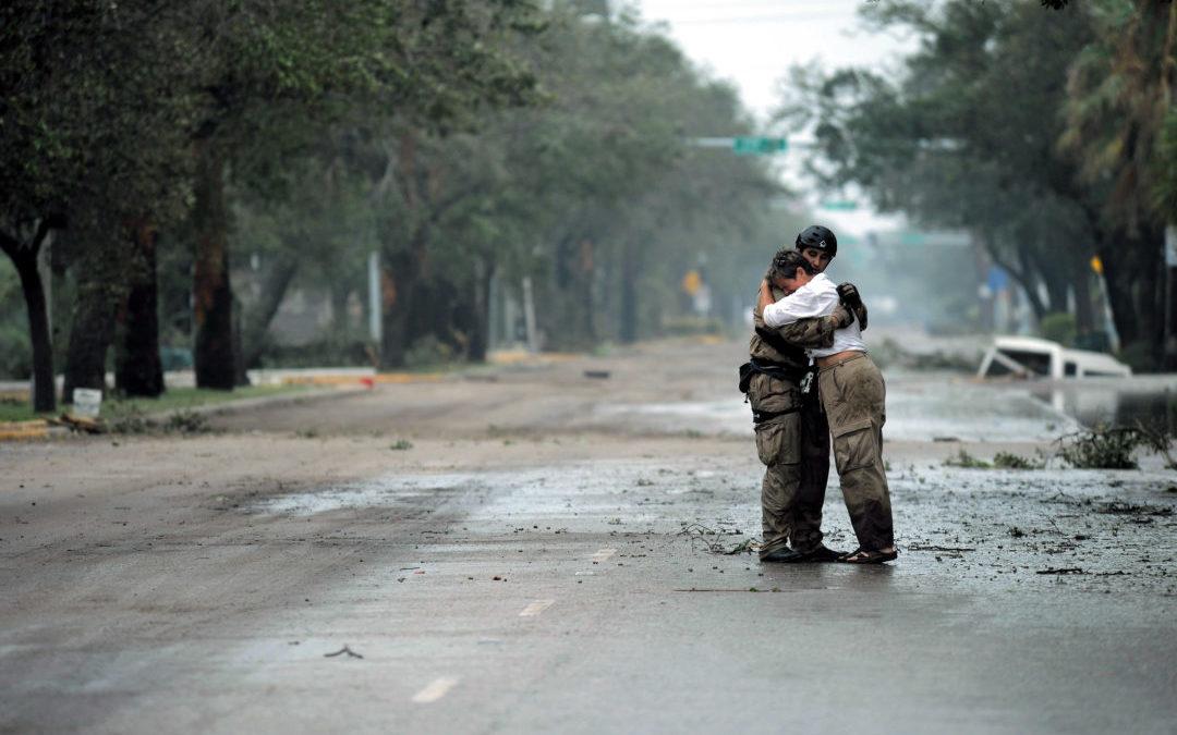 Support the Hurricane Relief Effort