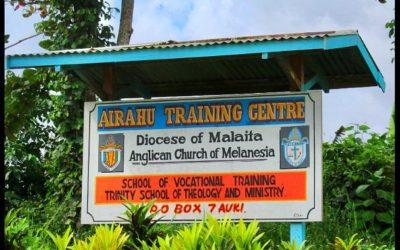Settling In: Ministry in the Solomon Islands