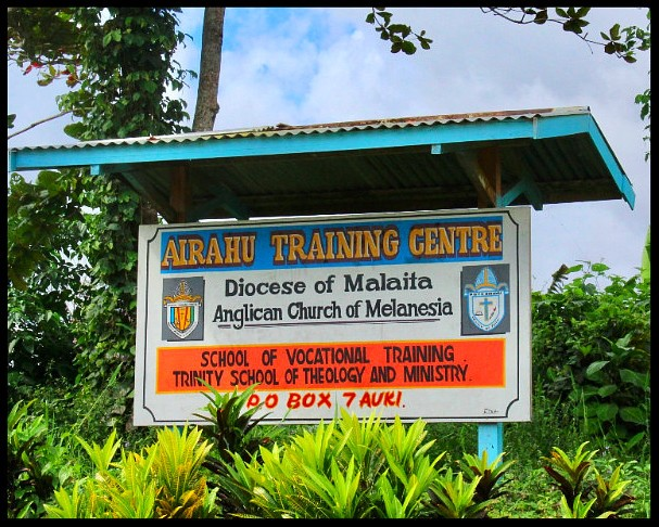 Settling In: Ministry in the Solomon Islands