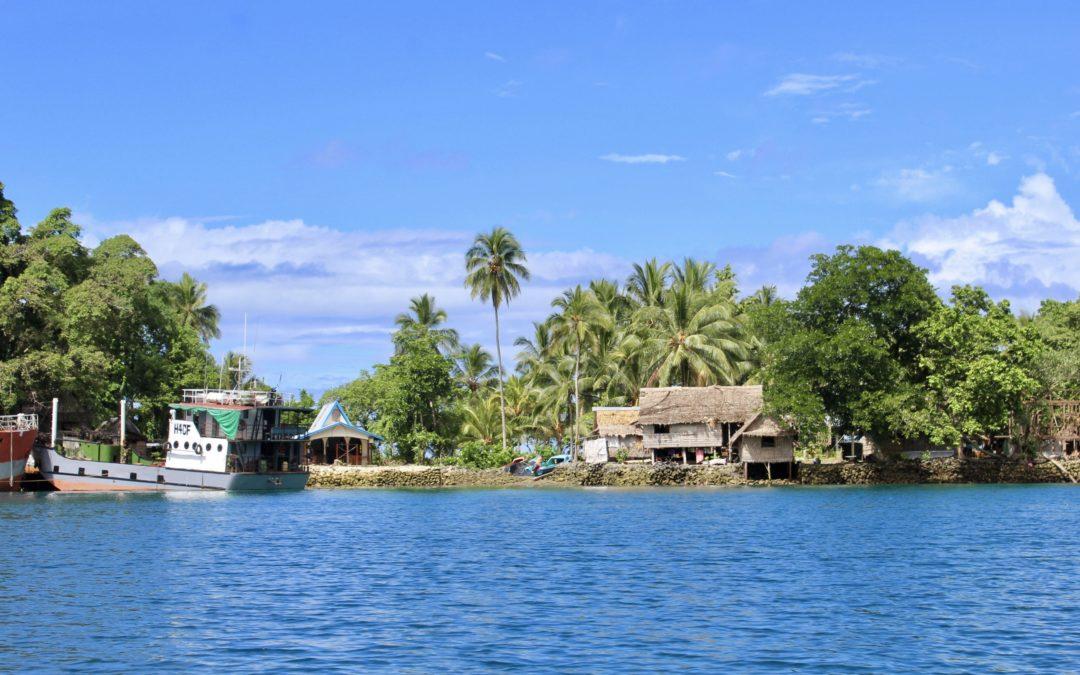 Man-Made Islands