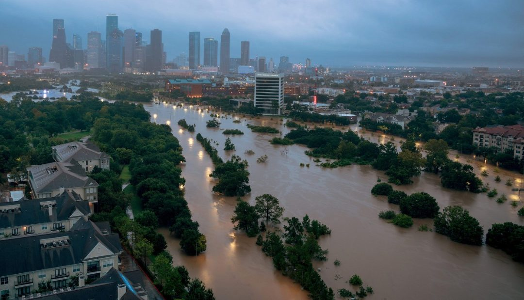 Partnering with Trinity School for Ministry: Houston Relief Effort Mission