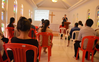 Cambodia Anglicans Chart a New Path