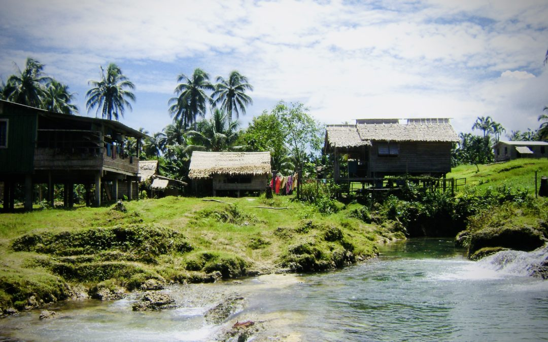 Malaita Village Life Part One: Water