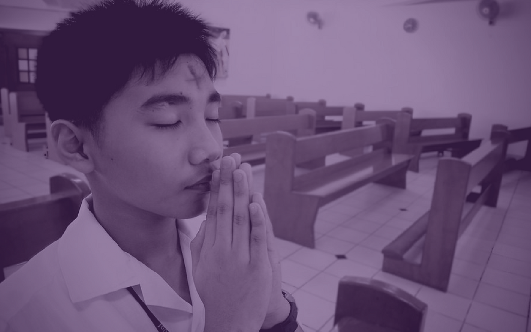 Lent, Fasting, and Praying for Your Missionaries