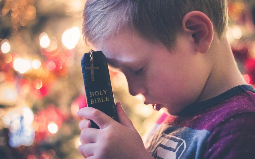 Cathy's Quarterly: Faith Like a Child