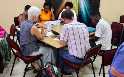 Report on Foundations Training in the Johannesburg Diocese: 23, 24 February 2018