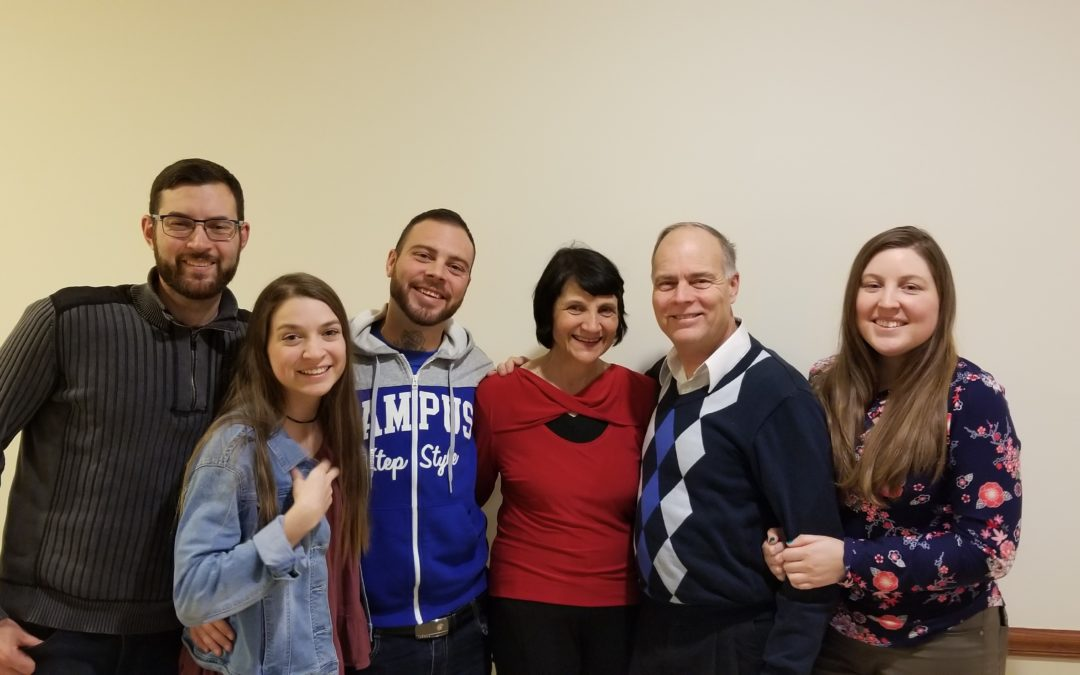 News and Prayer Update from Russ and Heidi Smith