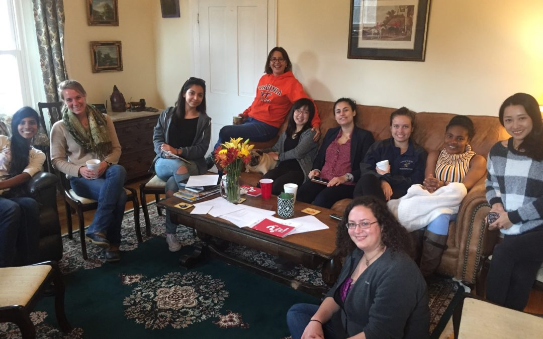 Launching the Anglican International Student Mission Network