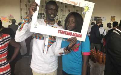 StartHub Africa – Final Pitch Event