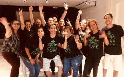 Working at Casa da Esperança: Recife, Brazil!