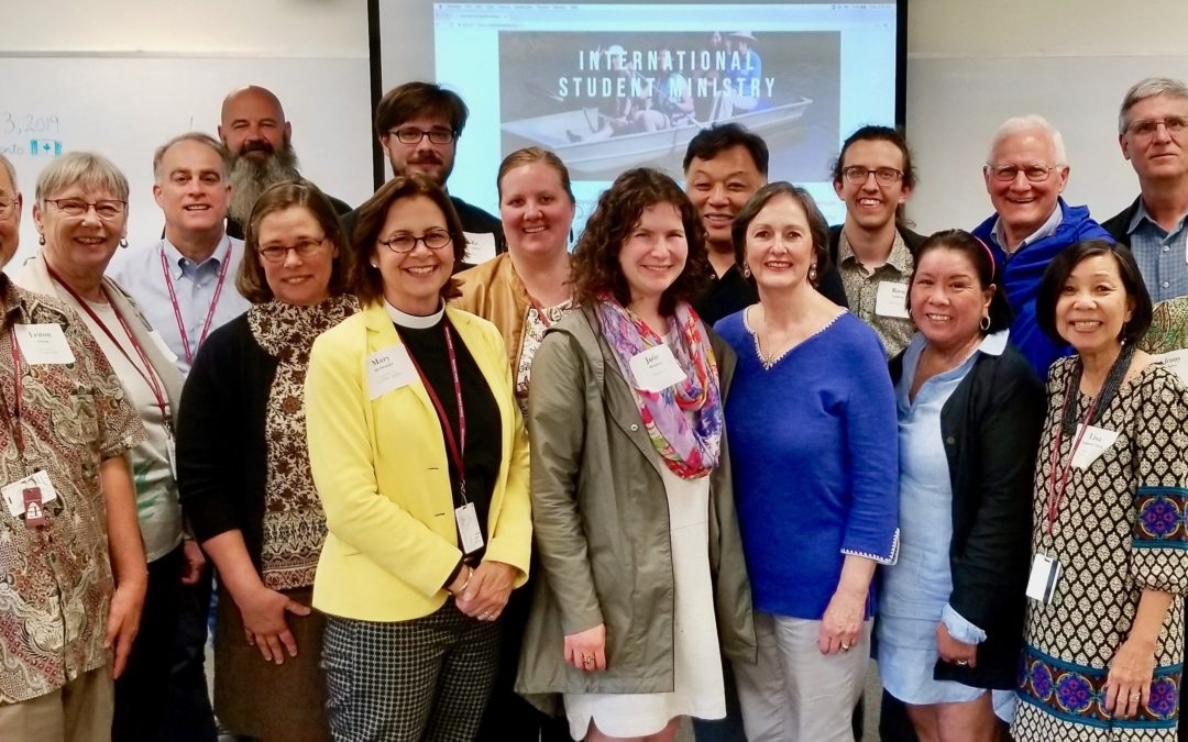 Anglican International Student Ministry Network (AISMN) Holds Historic 1st Gathering