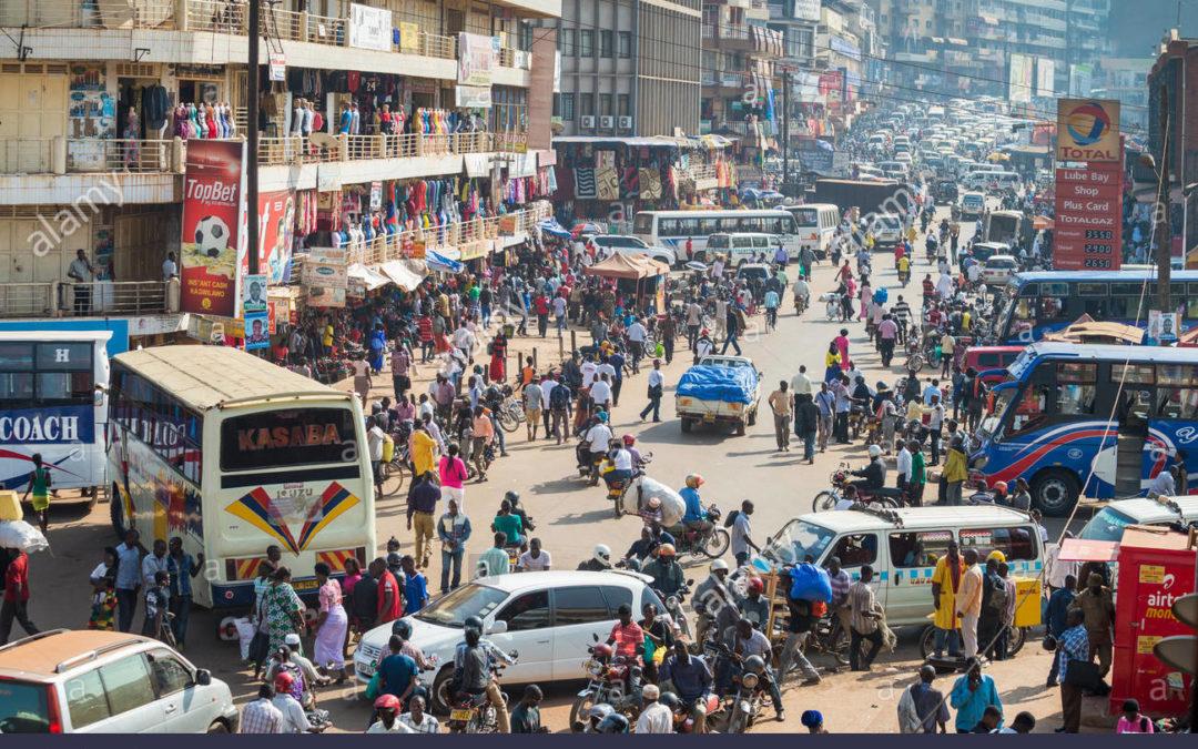 Adventures in Kampala