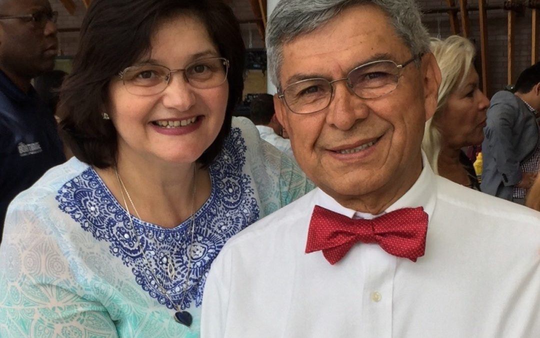 Juan and Maria Marentes Ministry Update