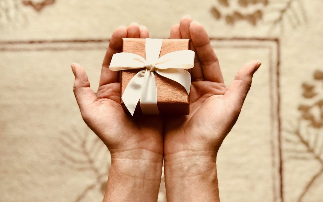What I've Realized About Giving