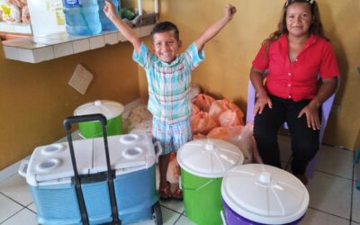 Christ-Centered Stability for Honduran Kids
