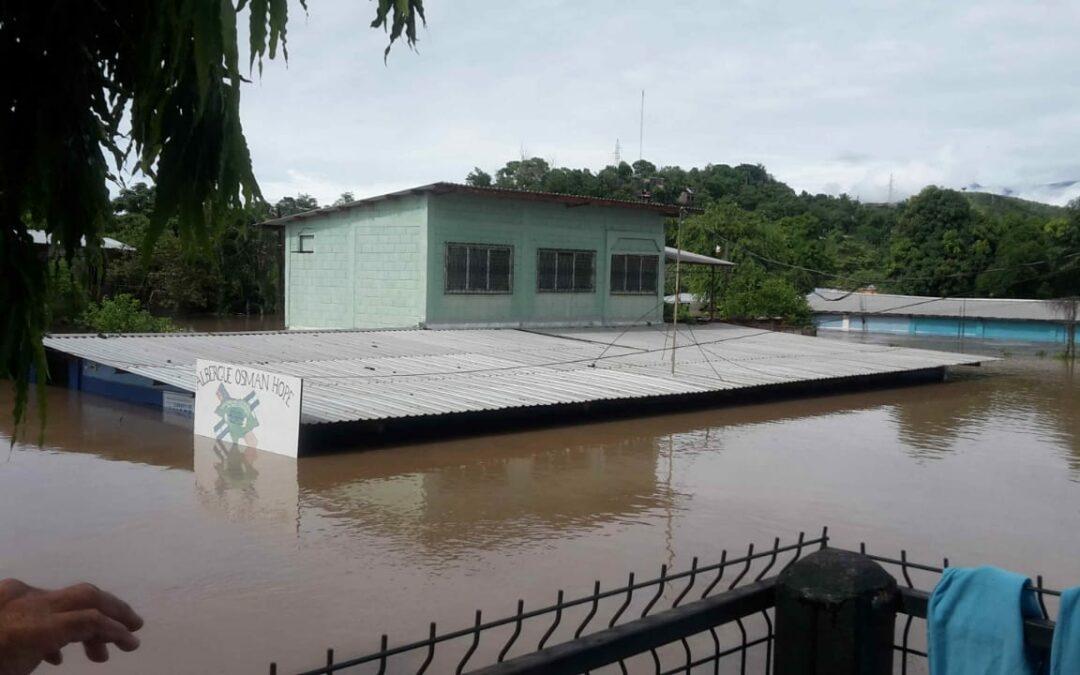 Flood Relief for Honduras