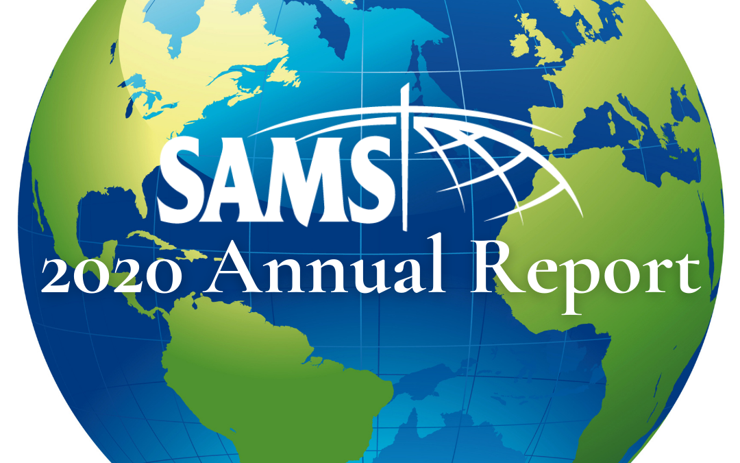 Read the SAMS 2020 Annual Report